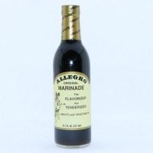 Allegro Original Marinade for Meats and Vegetables  12.7 oz
