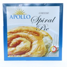 Apollo Cheese Spiral Pie, Halal 850 g