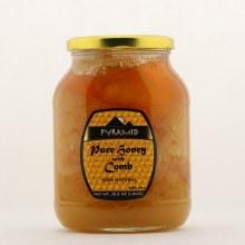 Pyramid honey with comb 38.8 oz
