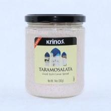 Krinos Taramosalta. Greek Style Caviar Spread. 14 oz  15 oz