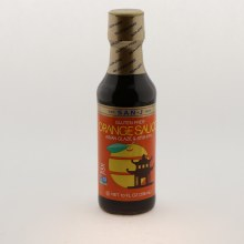 San J Orange Sauce GF 10 oz
