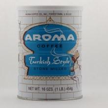 Aroma Coffee Turkish Style 16 oz