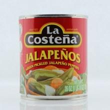 La Costena Whole Jalapeno