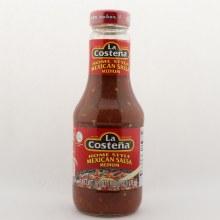 La Costeña home style salsa 16.7 oz
