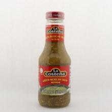 La Costeña salsa verde 16.7 oz