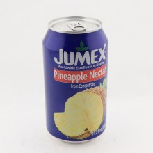 Jumex Pineapple Nectar From Concentrate Pasteurized Product Naturally Free of Saturated Fat Trans Fat Free Cholesterol Free Low Sodium