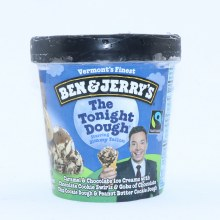 Ben & Jerry Tonight Dough