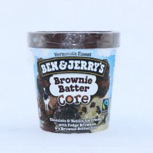 Ben & Jerry Brownie Butter