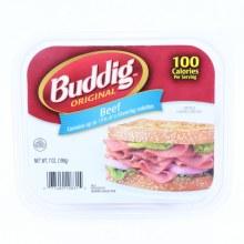 Budding Beef