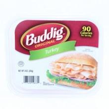 Budding Turkey