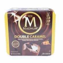 Magnum Double Caramel Ice Cream Bars.