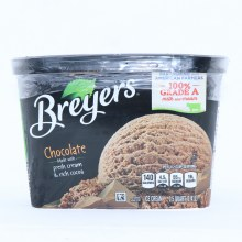 Breyers Chocolate Ice Cream