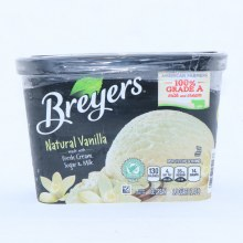 Bryer Natural Vanilla Icecream