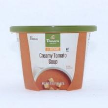Panera Bread Creamy Tomato Soup, Vegitarian, Gluten-Free 16 oz