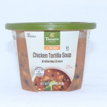 Panera Bread Chicken Tortilla Soup