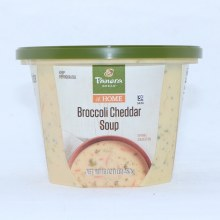 Panera Bread Broccoli Cheddar Soup