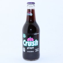 Crush Grape Soda Caffeine Free 12 FL oz