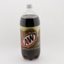 A and W root beer