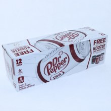 Dr Pepper Diet 12 Pack