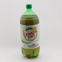 Canada dry Ginger Ale Diet 2 liter