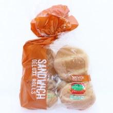 Gonella Soft Sandwich Deluxe Rolls