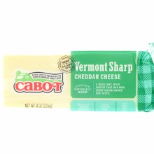 Cabot Vermont Sharp Cheddar