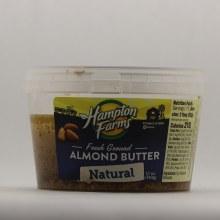 Hampton Farms Fresh Ground Almond Butter 14 oz