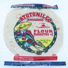 Atotonilco Burrito #2
