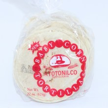 Atotonilco Baby Corn Tortillas  22 oz