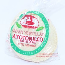 Atotonilco Corn Tortillas
