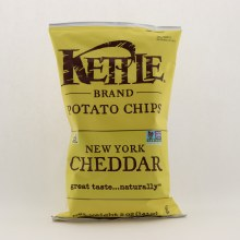 Kettle NY Cheddar Potato Chips 5 oz