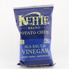 Kettle Chips Salt Vinegar