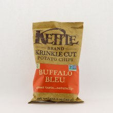 Kettle buffalo blue