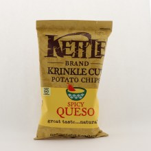 Kettle Spicy Queso Chips