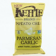 Kettle Chips Parmesan Garlic