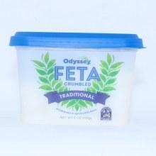 Odyssey Traditional Crumbled Feta