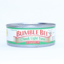 Bb Tuna In Vegetable Oil