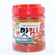 Cut Cabbage Kimchi  21.16oz.