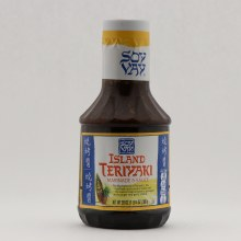 Soy Vay Island Teriyaki Marinade  and  Sauce With Tropical Taste Of Pineapple Zesty Ginger And Garlic