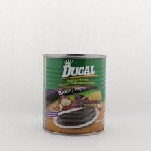 Ducal black refried beans 29 oz