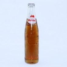 Sidral Mundet Soda, Naturally Flavored Apple Soda, 12 FL. oz 12 oz