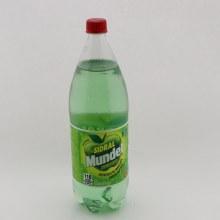 Sidral mundet green apple 1.5 liter