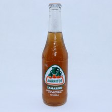 Jarritos Tamarindo Natural Flavor Soda with Real Sugar  12.5 FL. oz