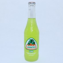 Jarritos Lime Natural Flavor Soda with Real Sugar 12.5 FL. oz