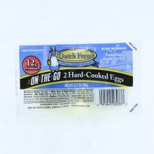 Dutch Farms 2 Hard-Cooked Eggs 3.17 oz