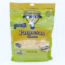 Dutch Farms Parmesan Cheese, Gluten Free, 6 oz 6 oz