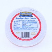 Dutch Farms, Strawberry Fruit Gelatin 24 oz