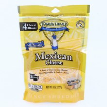 Df Mexican Cheese Shred