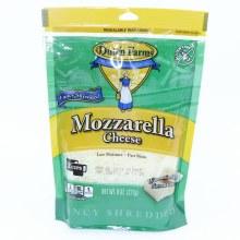 Df Mozzarella Shredded
