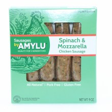 Amylu Spinach Mozzarella